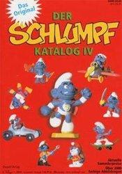 SCHTROUMPFS -  DER SCHLUMPF KATALOG IV 2003