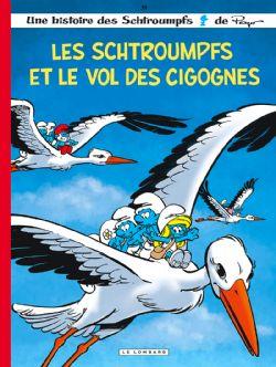 SCHTROUMPFS -  LES SCHTROUMPFS ET LE VOL DES CIGOGNES 38