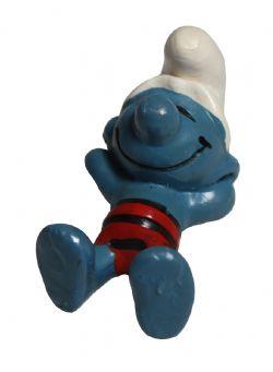 SCHTROUMPFS -  SCHTROUMPF MAILLOT DE BAIN ROUGE -  SCHTROUMPFS 1970 20014