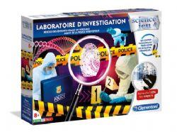 SCIENCE & JEU -  LABORATOIRE D'INVESTIGATION (FRANÇAIS)