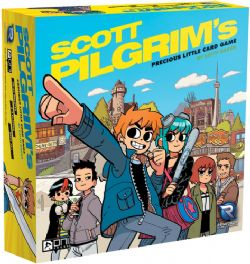 SCOTT PILGRIM -  SCOTT PILGRIM'S  PRECIOUS LITTLE CARD GAME (ANGLAIS)