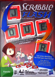 SCRABBLE -  SCRABBLE FLASH - ELECTRONIQUE