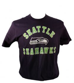 SEAHAWKS DE SEATTLE -  T-SHIRT - BLEU