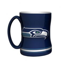 SEAHAWKS DE SEATTLE -  TASSE À RELIEF