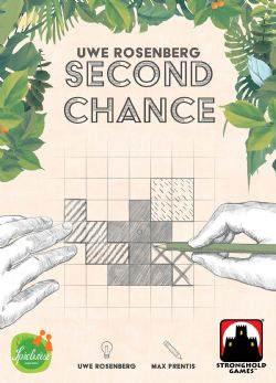 SECOND CHANCE -  JEU DE BASE (ANGLAIS)