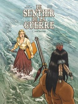 SENTIER DE LA GUERRE, LE -  FORT BUFORD 01