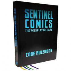 SENTINEL COMICS -  CORE RULEBOOK - ÉDITION SPÉCIALE (ANGLAIS)