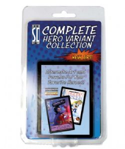SENTINELS OF THE MULTIVERSE -  COMPLETE HERO VARIANT COLLECTION (ANGLAIS)