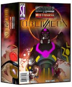 SENTINELS OF THE MULTIVERSE -  OBLIVAEON (ANGLAIS)