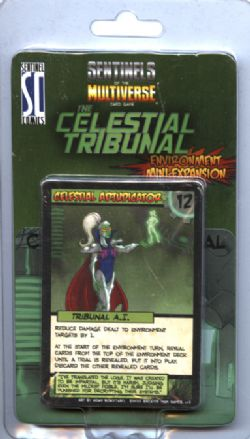 SENTINELS OF THE MULTIVERSE -  THE CELESTIAL TRIBUNAL (ANGLAIS)