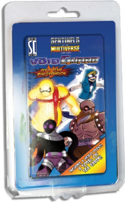 SENTINELS OF THE MULTIVERSE -  VOID GUARD (ANGLAIS)