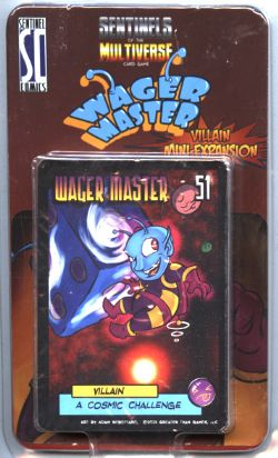 SENTINELS OF THE MULTIVERSE -  WAGER MASTER (ANGLAIS)