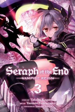 SERAPH OF THE END -  (V.A.) 03