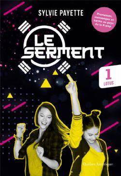 SERMENT, LE -  LOTUS (V.F.) 01