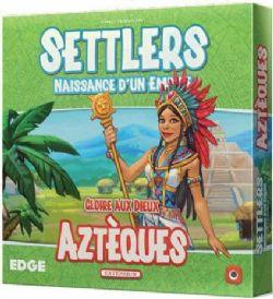 SETTLERS: NAISSANCE D'UN EMPIRE -  AZTÈQUES (FRANÇAIS)