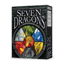 SEVEN DRAGONS (ANGLAIS)