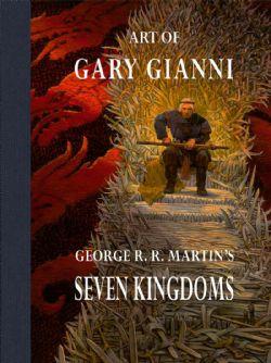 SEVEN KINGDOMS -  ART OF GARY GIANNI HC