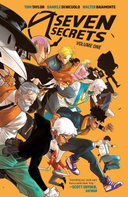 SEVEN SECRETS -  TP 01