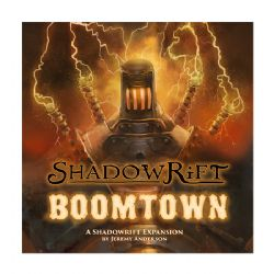 SHADOWRIFT -  BOOMTOWN (ANGLAIS)