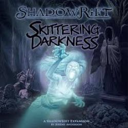 SHADOWRIFT -  SKITTERING DARKNESS (ANGLAIS)