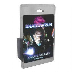 SHADOWRUN -  ROGUES GALLERY - AN NPC DECK