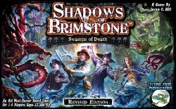 SHADOWS OF BRIMSTONE -  SWAMPS OF DEATH (ANGLAIS)