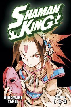 SHAMAN KING -  VOLUMES 1-3 (V.A.) -  3 IN 1 01
