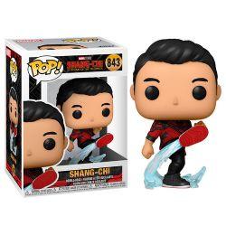 SHANG-CHI -  POP! BOBBLE-HEAD EN VINYLE DE SHANG-CHI (10 CM) 843