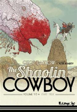 SHAOLIN COWBOY, THE -  STAR TREK (V.F.) 01