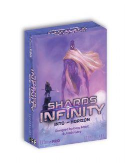 SHARDS OF INFINITY -  INTO THE HORIZON (ANGLAIS)