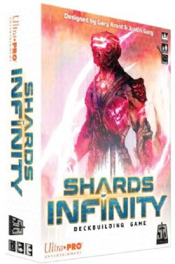 SHARDS OF INFINITY -  JEU DE BASE (FRANÇAIS)