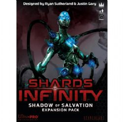 SHARDS OF INFINITY -  SHADOW OF SALVATION (ANGLAIS)