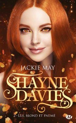 SHAYNE DAVIES -  JACKIE MAY (FORMAT DE POCHE) CS 02