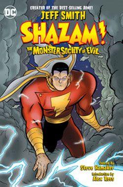 SHAZAM -  THE MONSTER SOCIETY OF EVIL TP