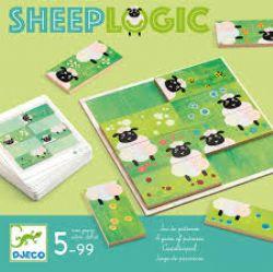SHEEP LOGIC (MULTILINGUE)