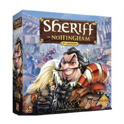 SHERIFF OF NOTTINGHAM -  JEU DE BASE - 2ÈME ÉDITION (ANGLAIS)