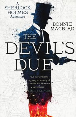 SHERLOCK HOLMES ADVENTURE, A -  THE DEVIL'S DUE