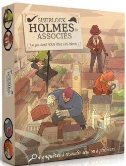 SHERLOCK HOLMES : LE JEU DONT VOUS ÊTES LE HÉROS (FRANÇAIS)