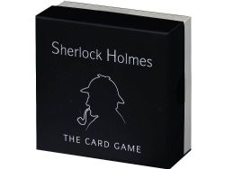 SHERLOCK HOLMES: THE CARD GAME (ANGLAIS)