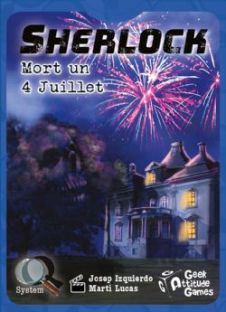SHERLOCK -  MORT UN 4 JUILLET (FRANCAIS)
