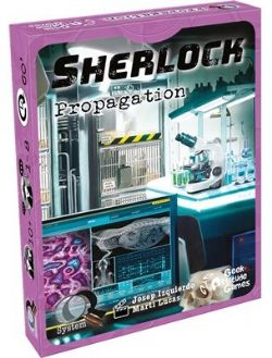 SHERLOCK -  PROPAGATION (FRANCAIS)