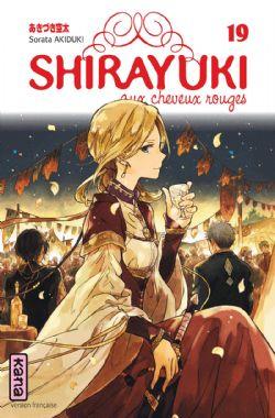 SHIRAYUKI AUX CHEVEUX ROUGES -  (V.F.) 19