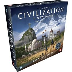 SID MEIER'S CIVILIZATION : A NEW DAWN -  TERRA INCOGNITA (ANGLAIS)