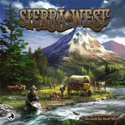 SIERRA WEST (ANGLAIS)