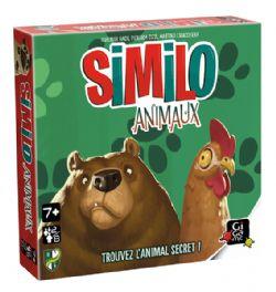 SIMILO -  ANIMAUX (FRANÇAIS)