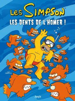 SIMPSON, LES -  LES DENTS DE L'HOMER ! 42