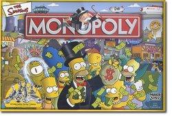 SIMPSON, LES -  MONOPOLY