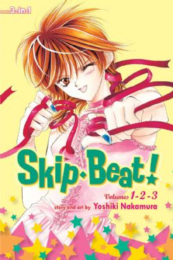 SKIP BEAT! -  VOLUMES 1-3 (V.A.) -  3 IN 1 01