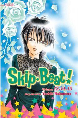 SKIP BEAT! -  VOLUMES 13-15 (V.A.) -  3 IN 1 05