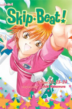 SKIP BEAT! -  VOLUMES 22-24 (V.A.) -  3 IN 1 08